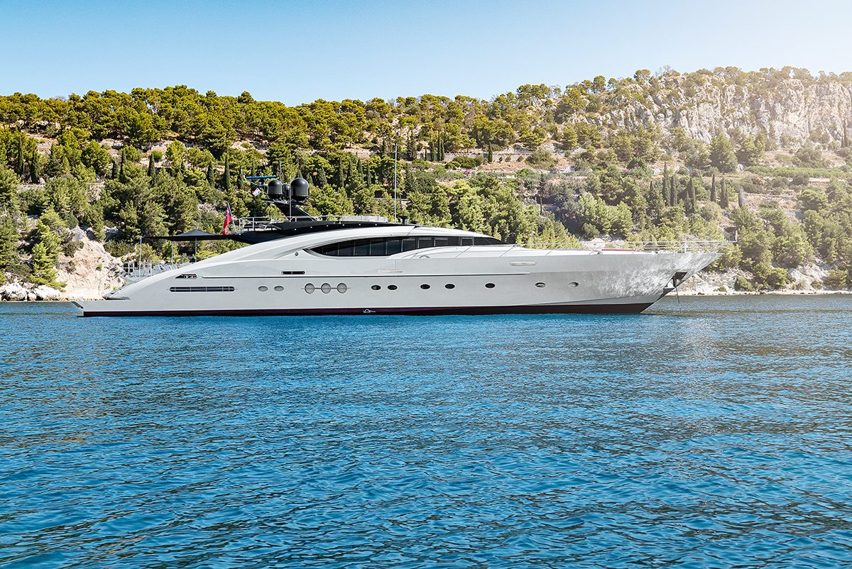 Yachting, Werbefotos